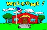 new school, chlid, elementary, education