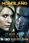 Homeland,Showtime, TV, Claire Danes,Damian Lewis
