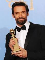 Best actor, Les Miserables, Golden globe winner