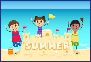 Cheap summer fun, free activities for kids, Summer fun