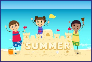 Cheap summer fun, free activities for kids, Summer fun