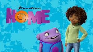 Home, home movie, jim parsons, rihanna, oh, boov
